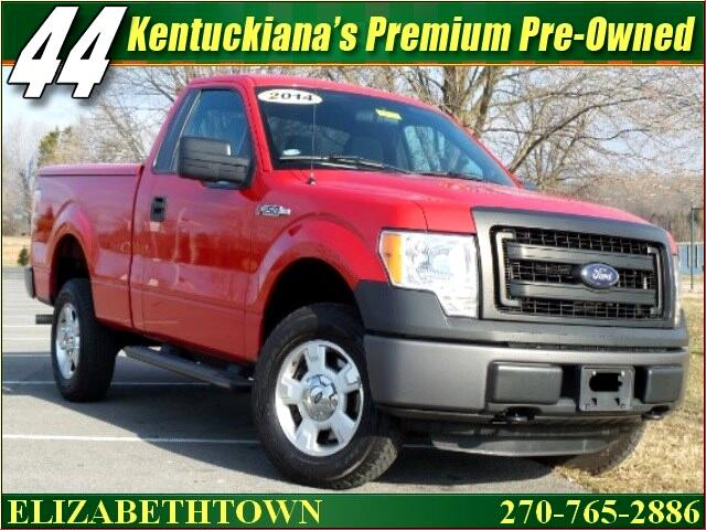 2014 Ford F-150 XL 4WD