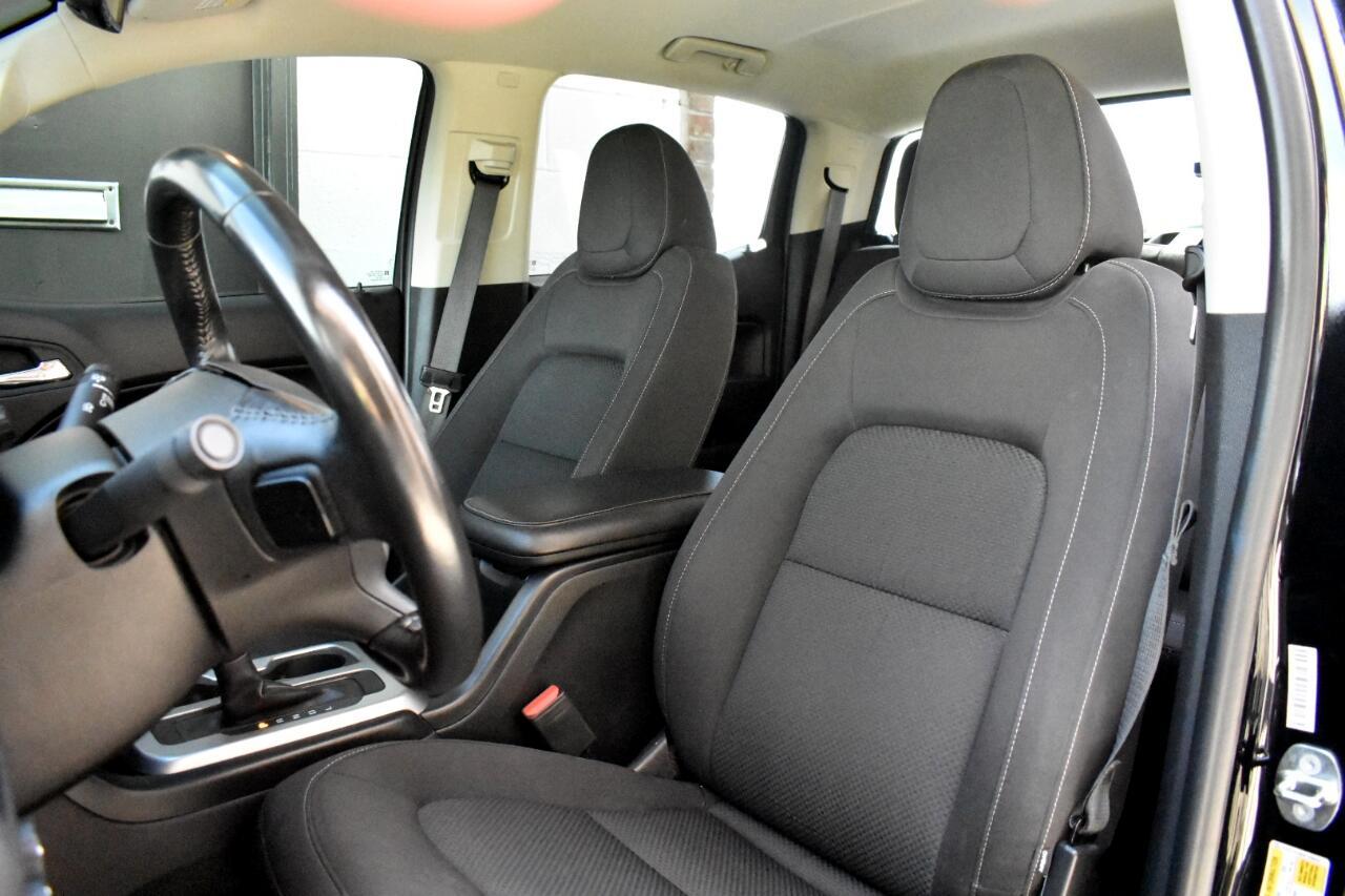 2017 Chevrolet Colorado 4WD Crew Cab 140.5