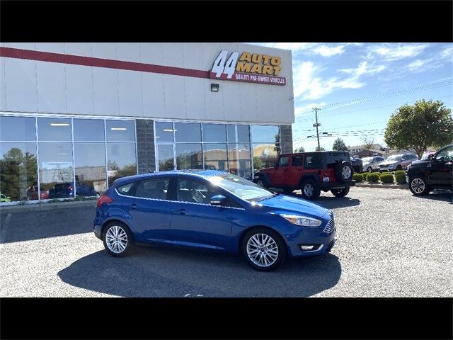 Ford Focus Titanium Hatch 2018