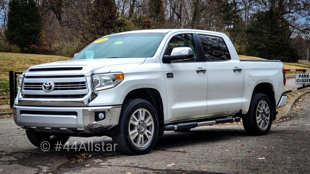 Toyota Tundra 1794 2014