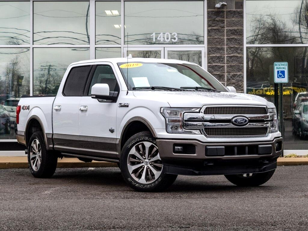 Ford F-150 King Ranch SuperCrew Short Bed 4WD 2019