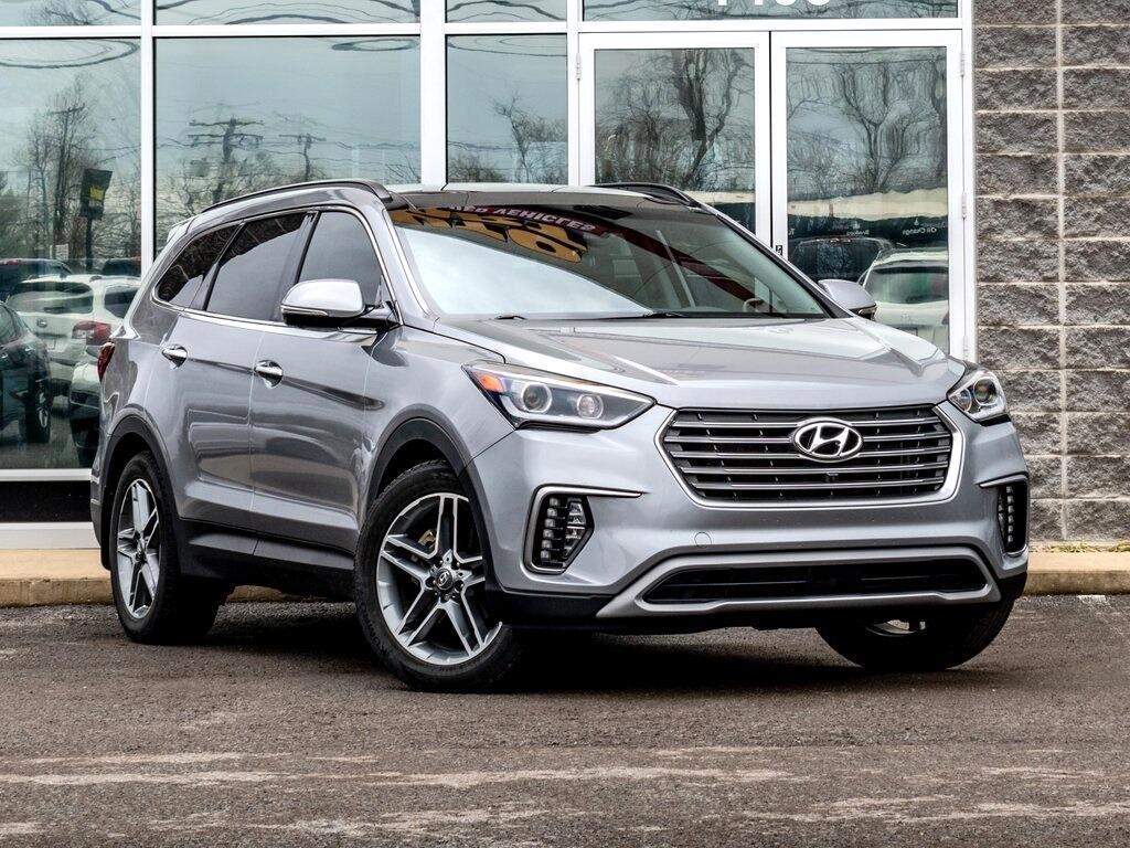 Hyundai Santa Fe Limited w/Ultimate Package AWD 2017