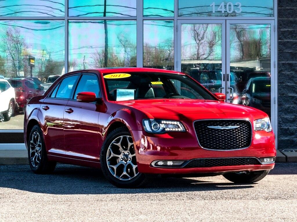 Chrysler 300 S V6 AWD 2017
