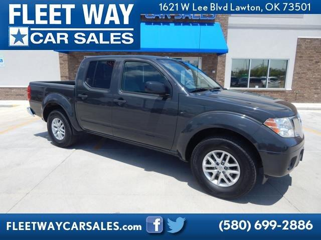 2014 Nissan Frontier S Crew Cab 5AT 2WD