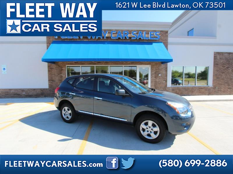 2015 Nissan Rogue Select S AWD