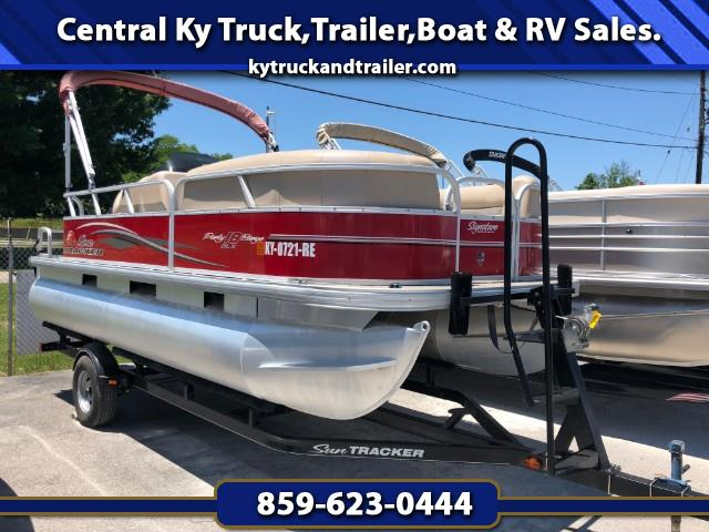 2015 Suntracker Party Barge 18 DLX
