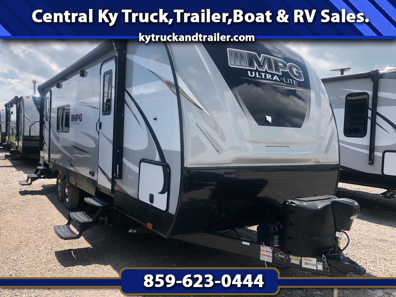 2019 Cruiser RV MPG 2450RK