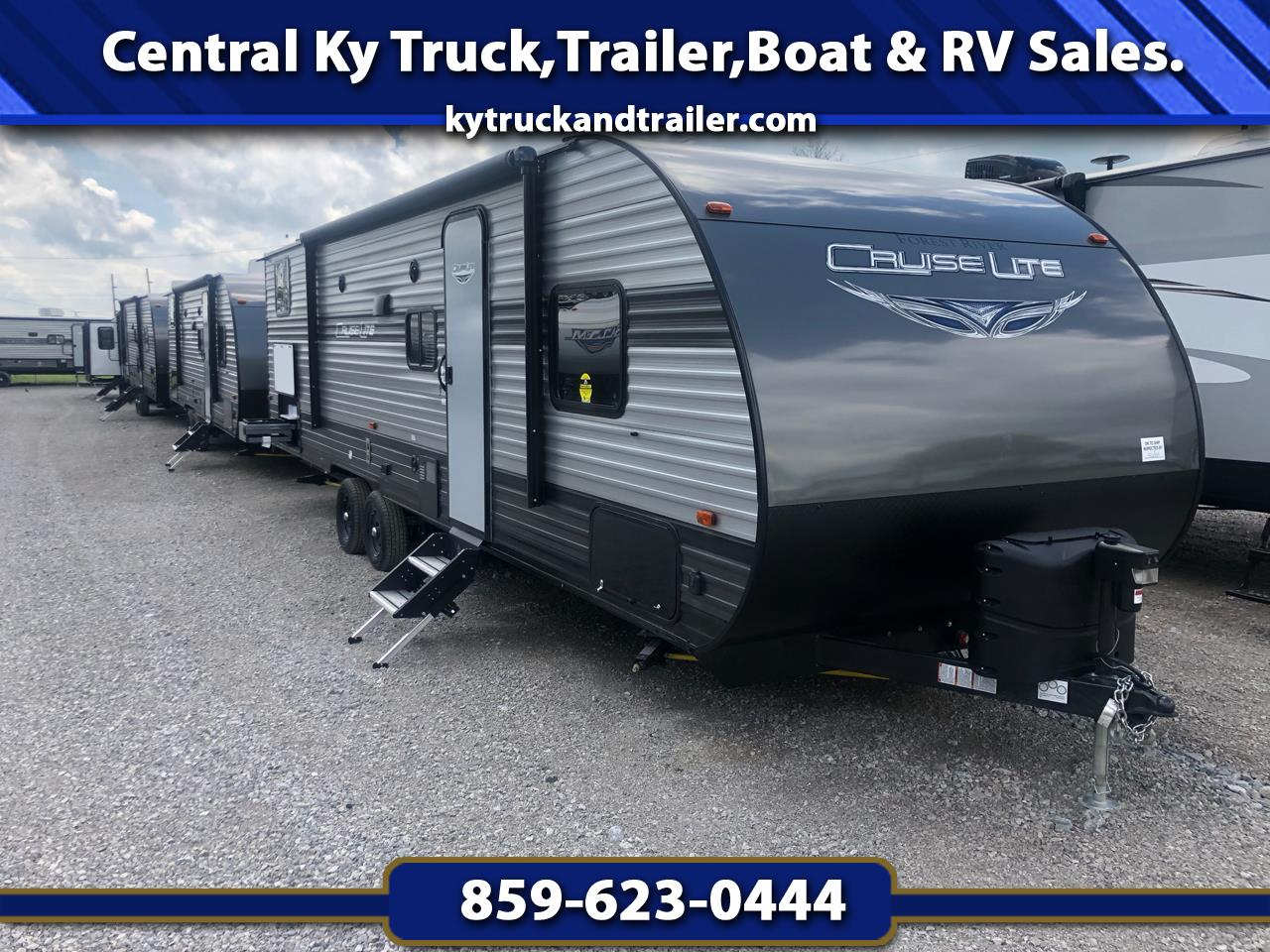 2019 Forest River Salem-Lite 273QBXL OUTSIDE KITCHEN