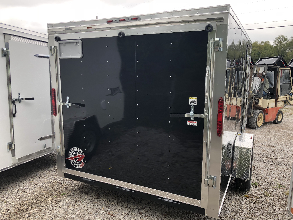 2019 Homesteader 712PT RAMP PKG