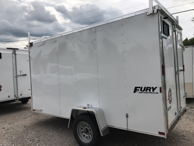 2019 Homesteader 612PS FURY LADDER RACK PKG SD