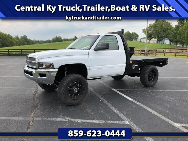 1997 Dodge Ram 2500 LT HD Reg. Cab 8-ft. Bed 4WD