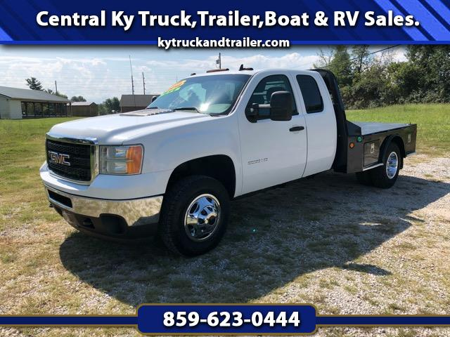 2012 GMC Sierra 3500HD Work Truck Ext. Cab Long Box 4WD