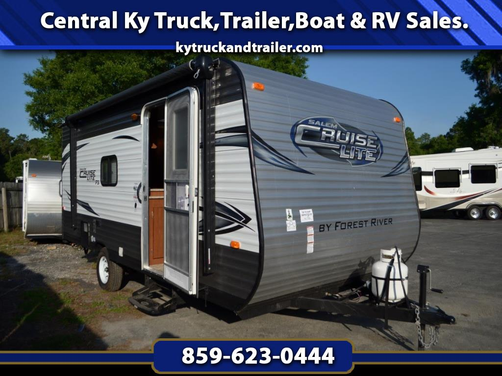 2017 Forest River Salem-Lite 195BH