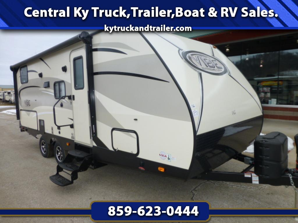 2016 Forest River Vibe EXTREME LITE 250 BHS