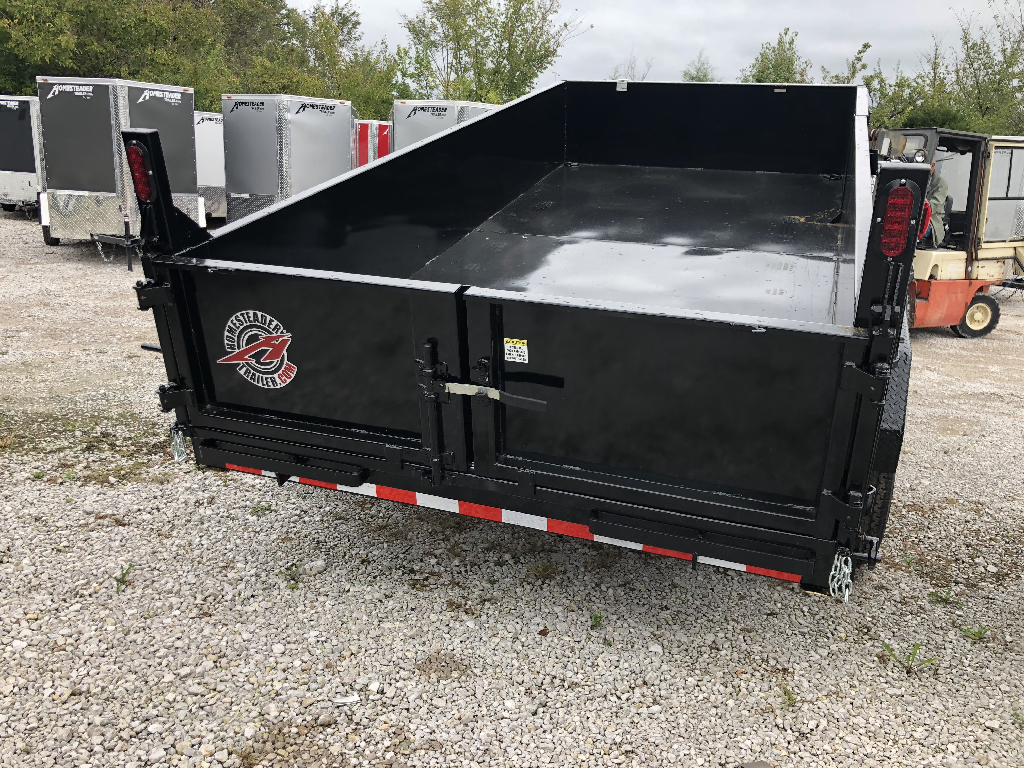2019 Homesteader 714HX DUMP
