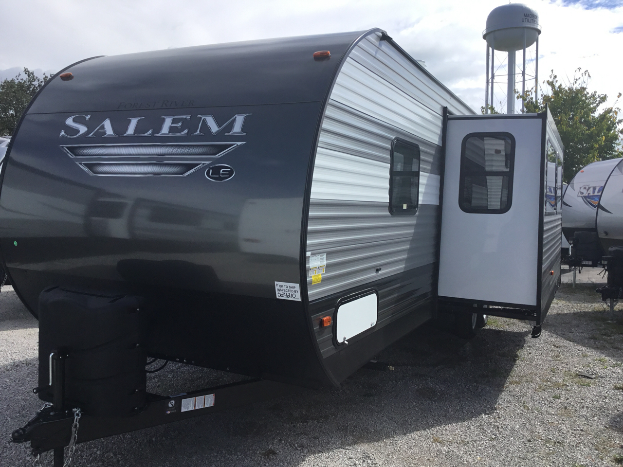 2019 Forest River Salem 29QBLE