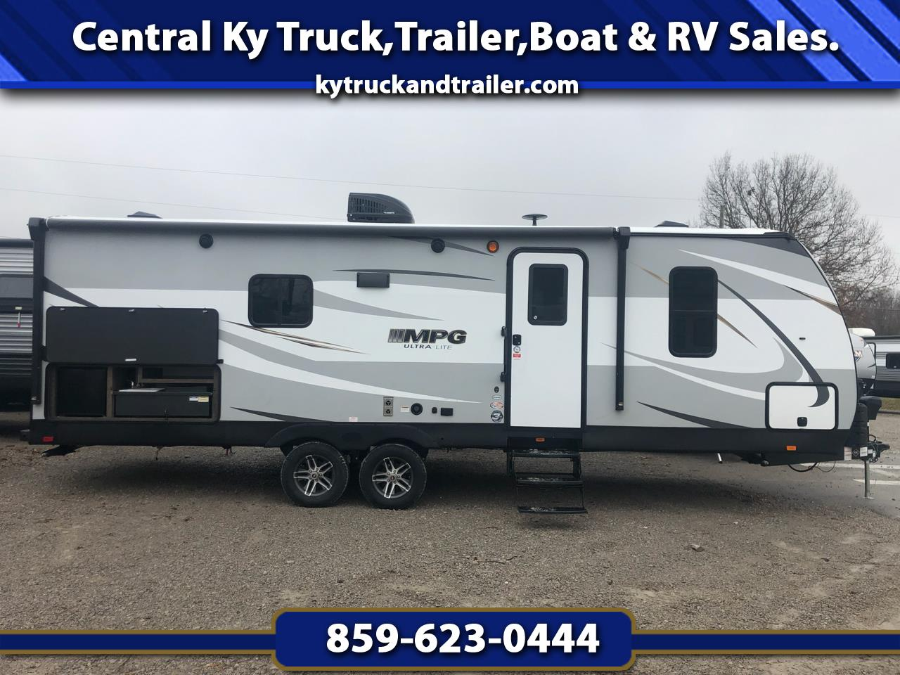 2019 Cruiser RV MPG 2550 New Floorplan