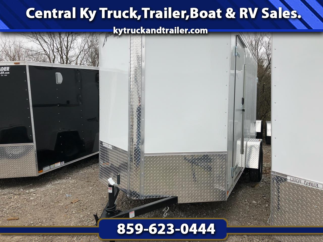 2019 Homesteader 612PS V-NOSE CONCESSION DOOR