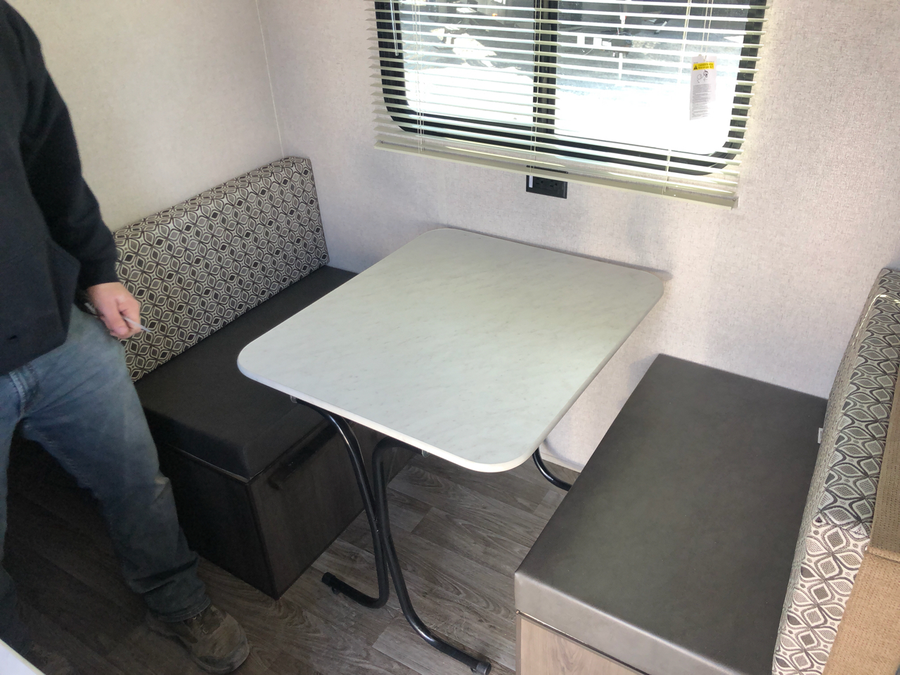 2019 Coachmen Clipper Ultra Light 17BHS