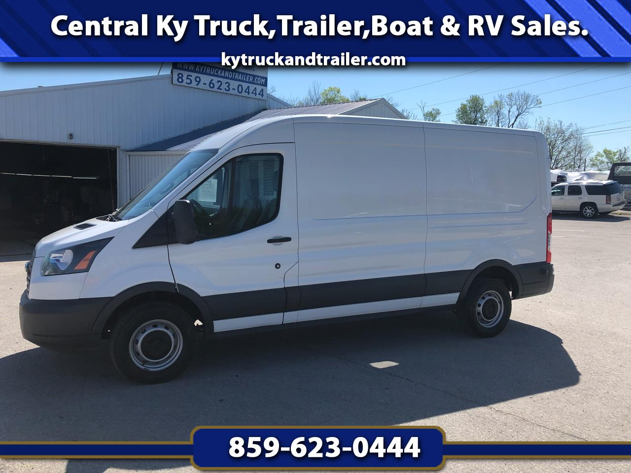 2015 Ford Transit 350 Van Med. Roof w/Sliding Pass. 148-in. WB