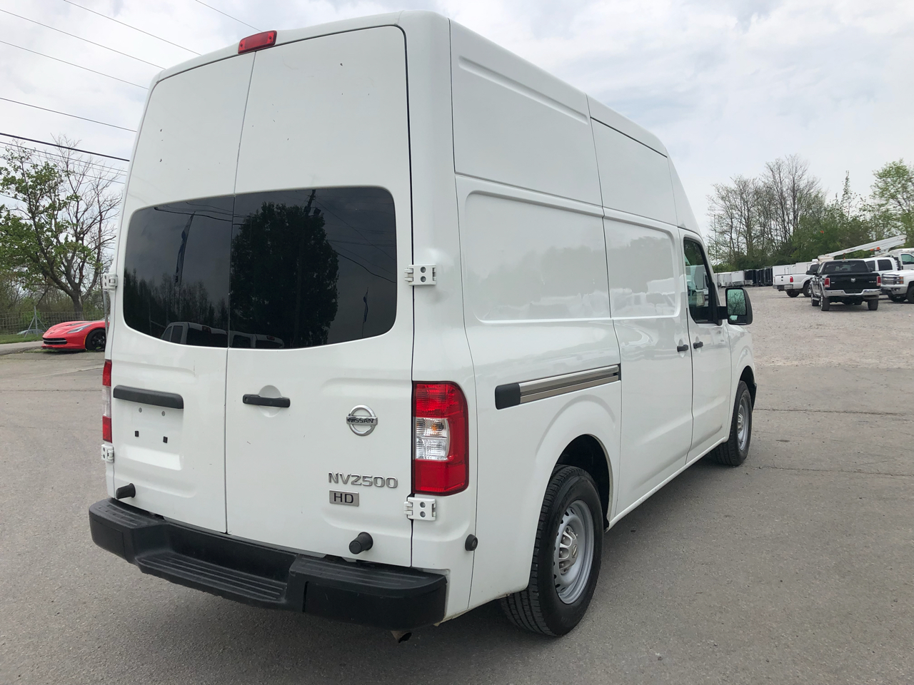 2014 Nissan NV 2500 HD
