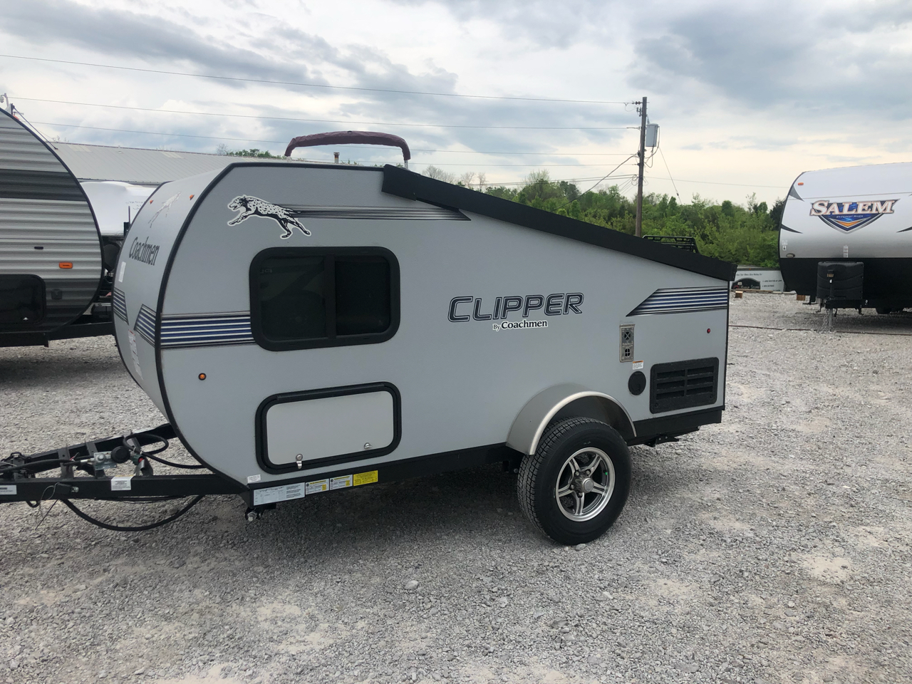 2020 Forest River Geo Pro Clipper 9.0 TD