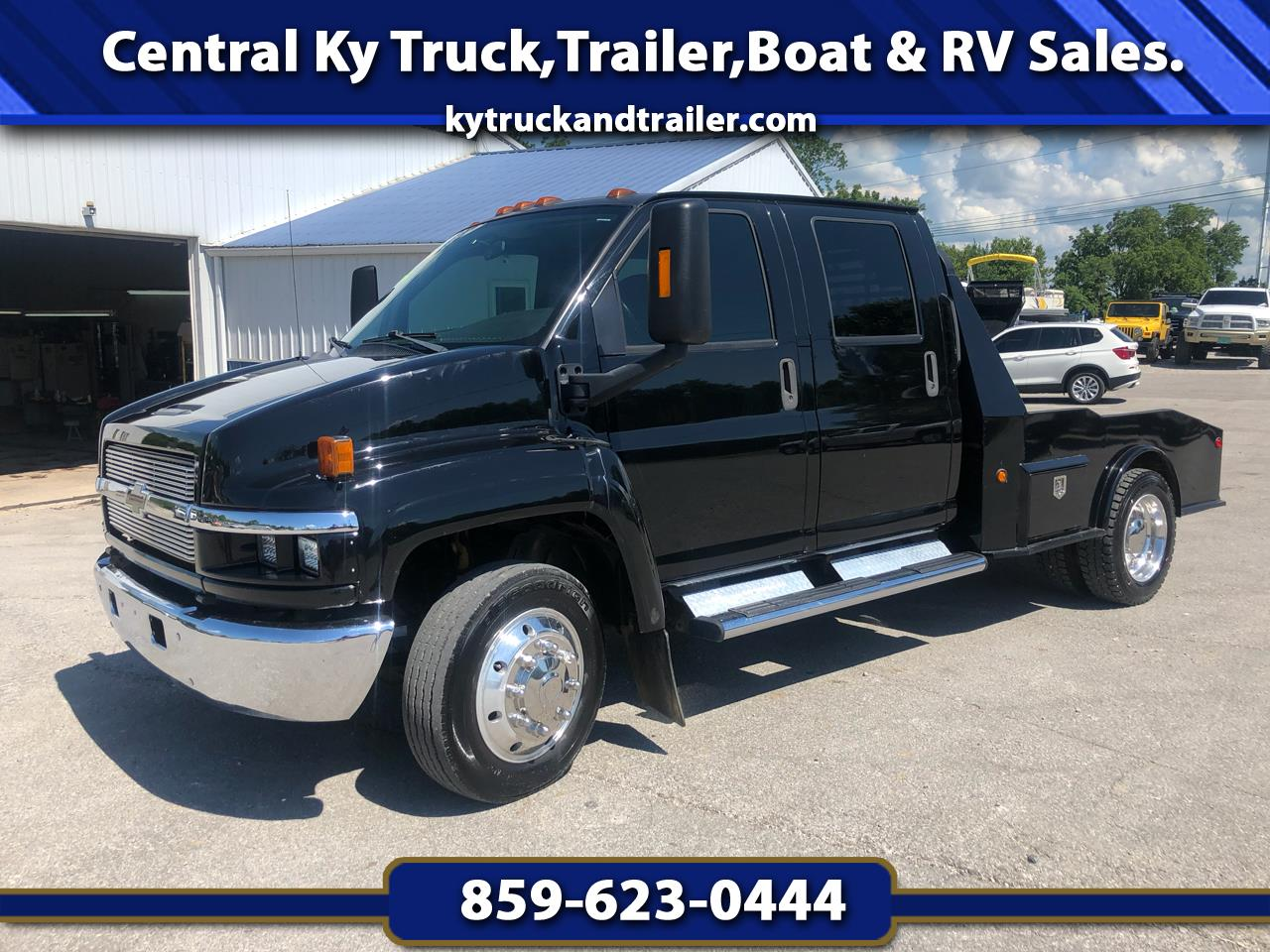 2005 Chevrolet C4500 Crew Cab Conversion