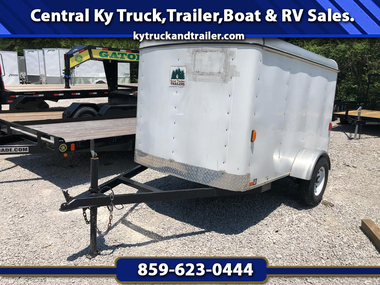 2011 Carry-On 5X8GW ENCLOSED