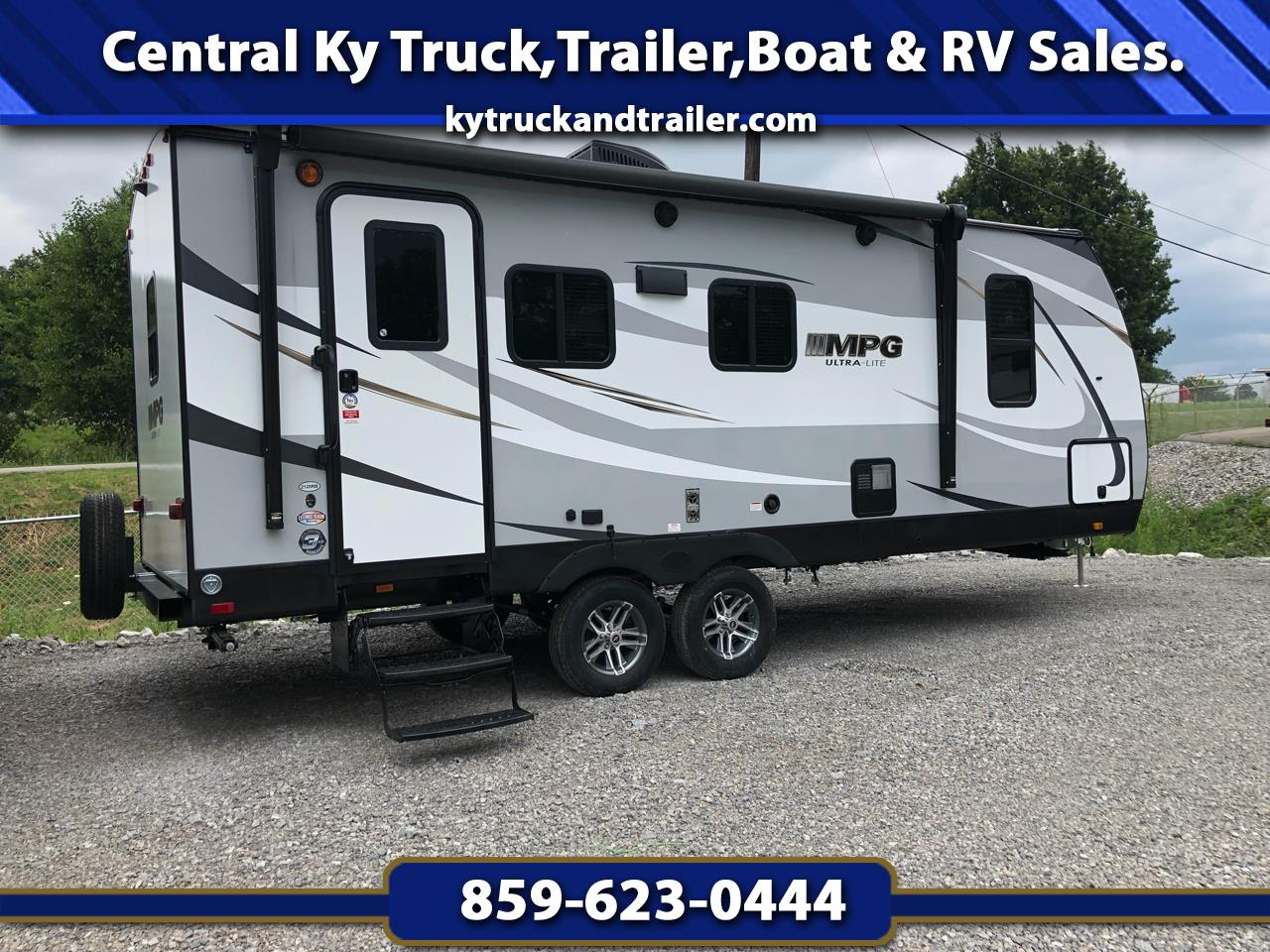 2020 Cruiser RV MPG 2120RB REAR BATH ULTRA LIGHT