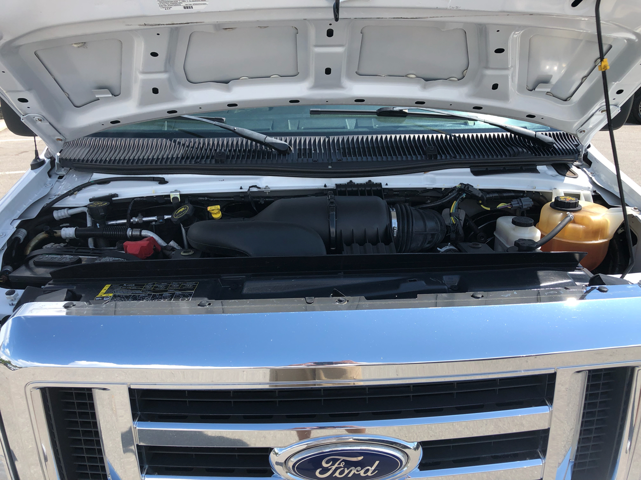 2016 Ford E-Series E-350 Extended
