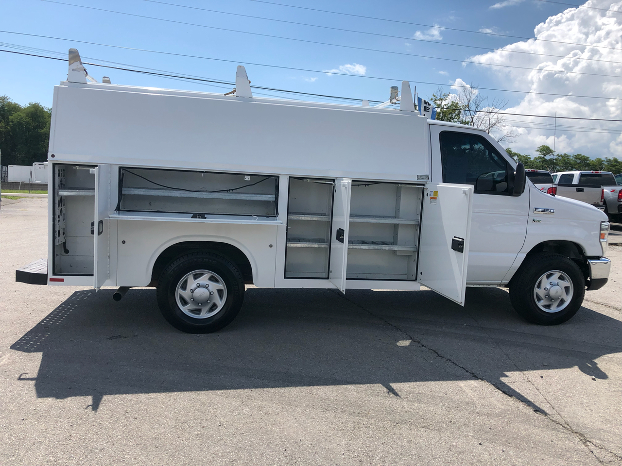 Ford E-Series E-350 Extended 2016