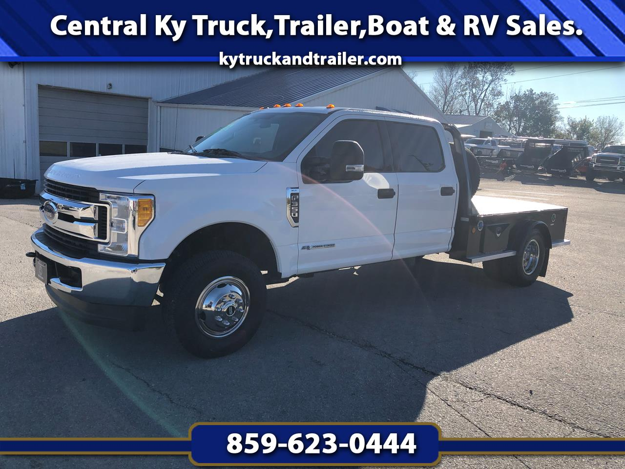 Ford F-350 SD FX4 SuperCab 4WD 2017