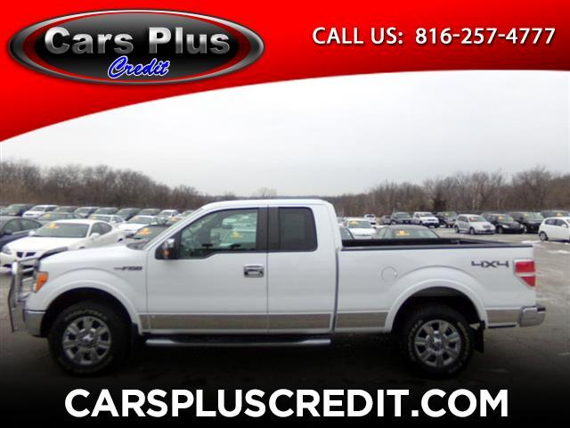 2009 Ford F-150 SUPER CAB