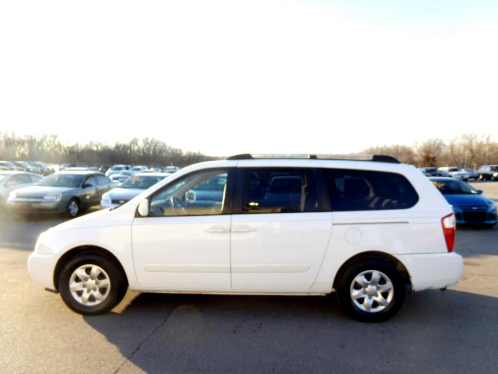 used 2006 kia sedona ex for sale in independence mo 64050 cars plus credit. Black Bedroom Furniture Sets. Home Design Ideas