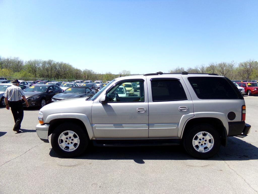 2004 Chevrolet Tahoe 4dr 1500 4WD LT