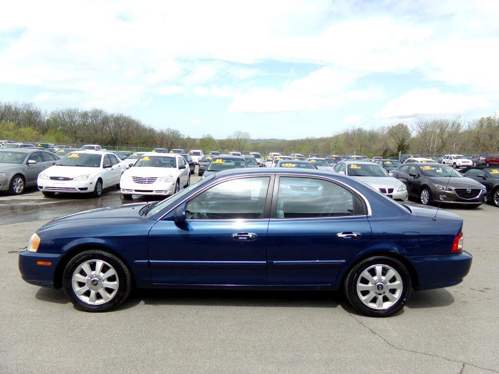 2004 Kia Optima 4dr Sdn LX Auto V6