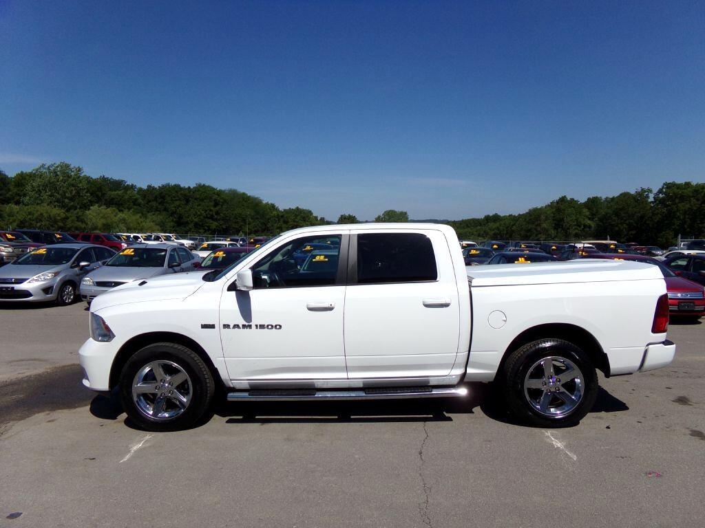 """2012 Dodge 1500 4WD Crew Cab 140.5"""" Sport"""