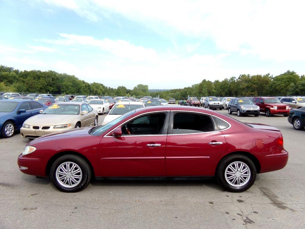2005 Buick LaCrosse 4dr Sdn CX
