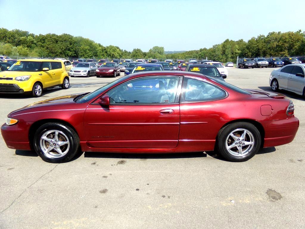 2000 Pontiac Grand Prix 2dr Cpe GT