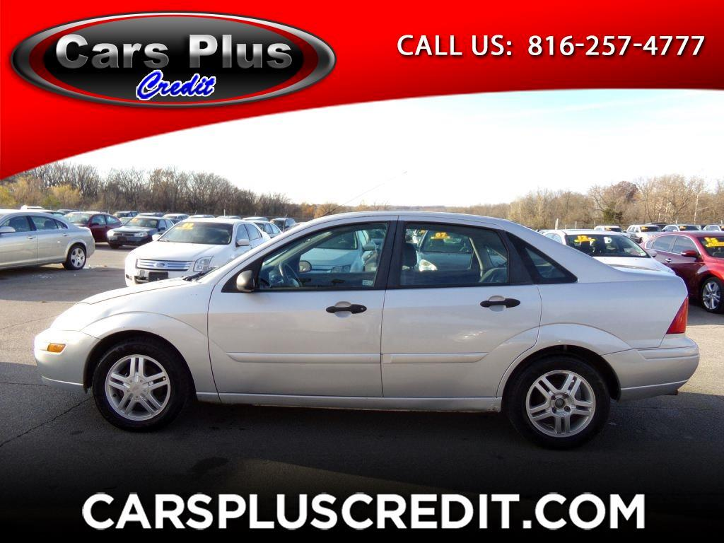 2001 Ford Focus 4dr Sdn SE