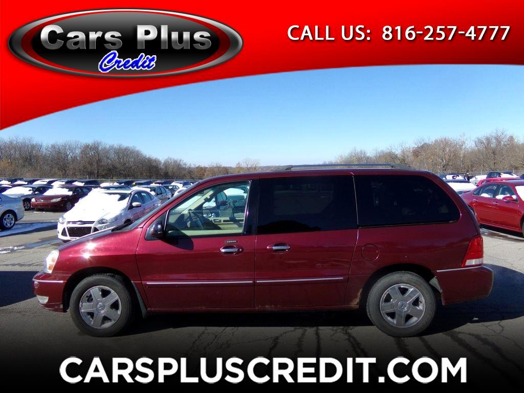 2006 Ford Freestar Wagon 4dr Limited