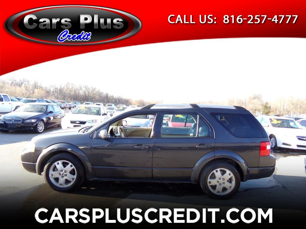 2007 Ford Freestyle 4dr Wgn Limited FWD