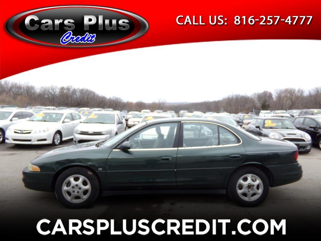 1999 Oldsmobile Intrigue 4dr Sdn GLS