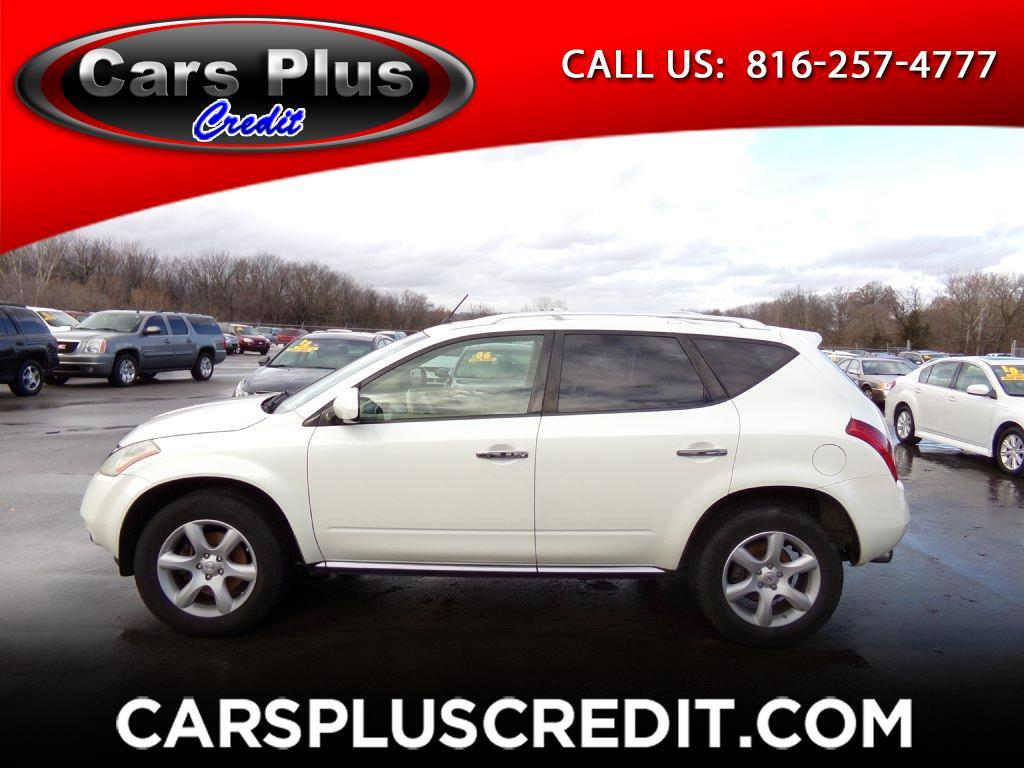 2007 Nissan Murano AWD 4dr SE