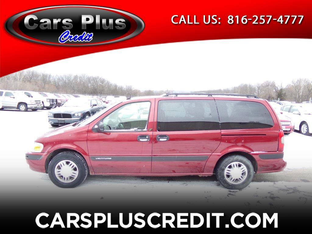 2003 Chevrolet Venture Ext WB w/LT 1SG Pkg