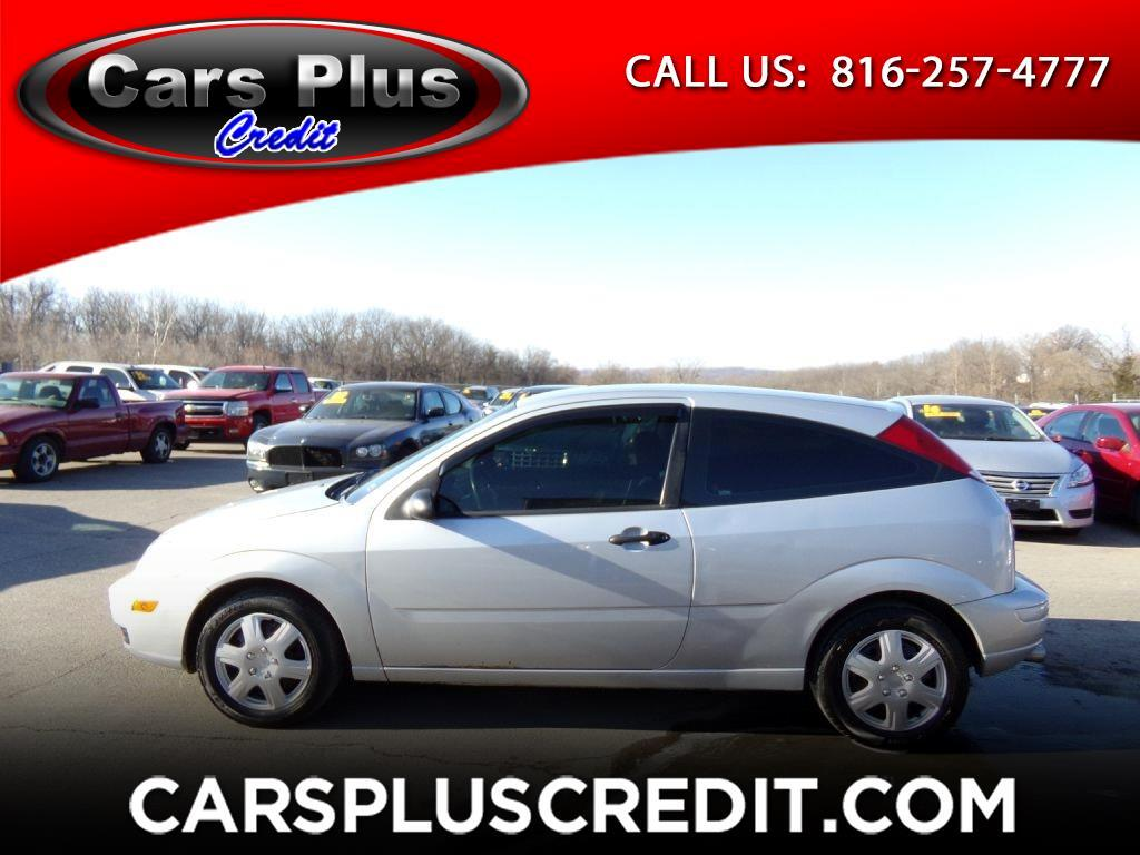 2005 Ford Focus 3dr Cpe ZX3 S
