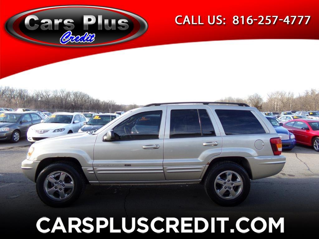2003 Jeep Grand Cherokee 4dr Limited 4WD