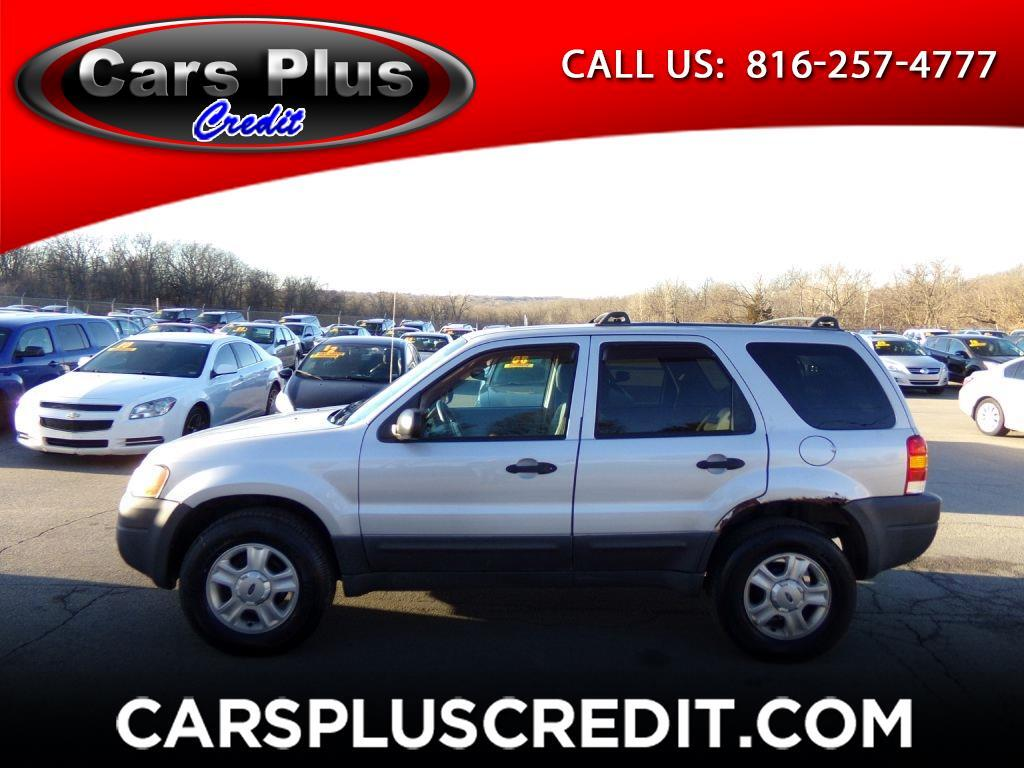 used 2003 ford escape 4dr 103 wb xlt 4wd popular 2 for sale in independence mo 64050 cars plus. Black Bedroom Furniture Sets. Home Design Ideas