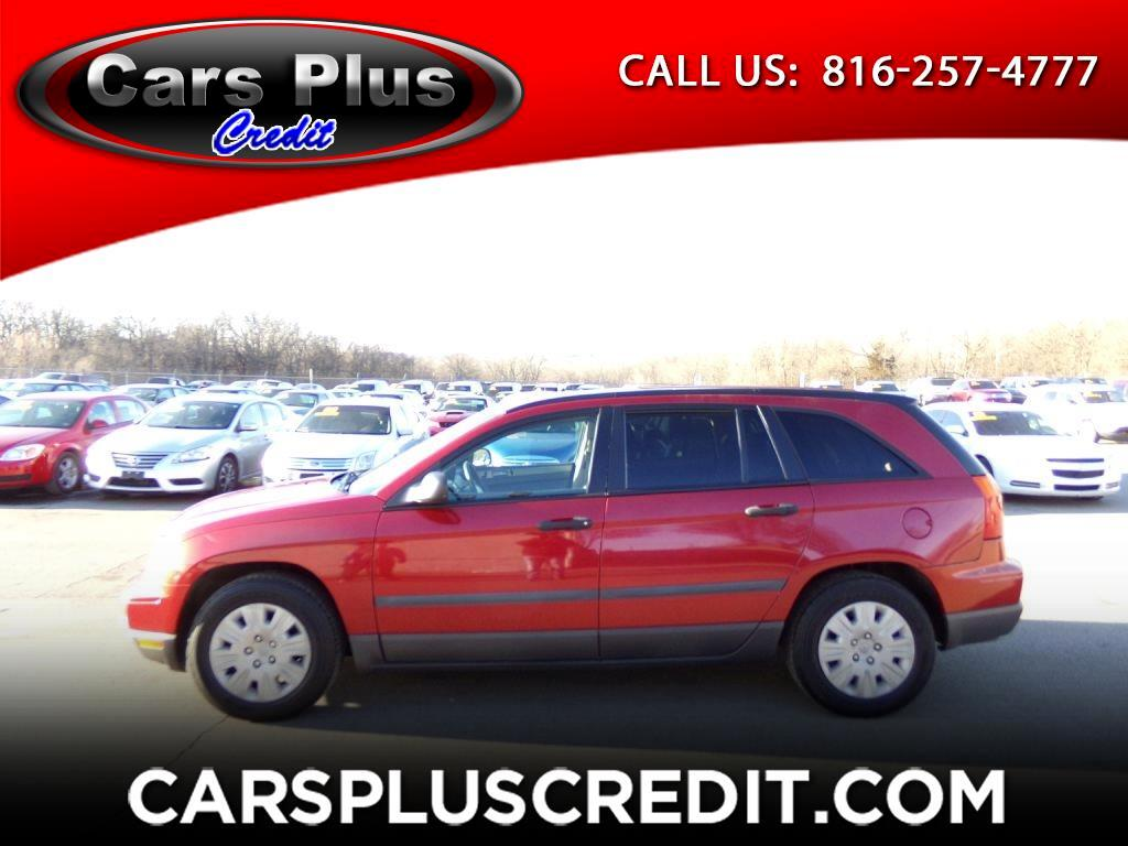 used 2005 chrysler pacifica for sale in independence mo 64050 cars plus credit. Black Bedroom Furniture Sets. Home Design Ideas