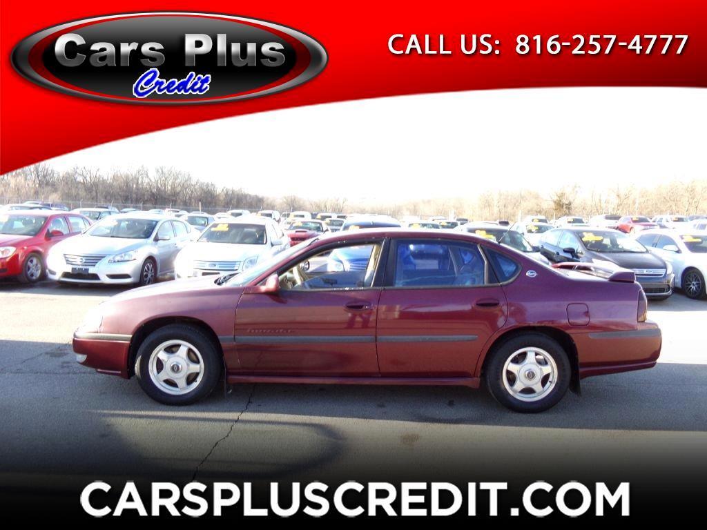 2001 Chevrolet Impala 4dr Sdn LS
